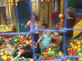 Reception, Year 1 - Year 4 Trip to Fun House and Kilbroney Park