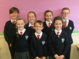 St. Mary\'s P.S. Student Council