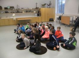 Year 5 and 6 trip to The Ulster Museum Belfast