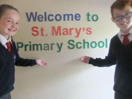 Some examples of Life in St Mary\'s Primary School\'