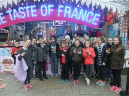 Year 7 trip to Christmas Markets