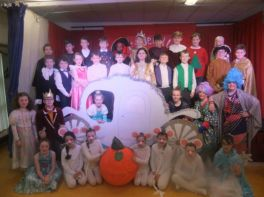 Our School Plays - Cinderalla and Santa's Hat