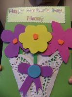 Year 3 & Year 4 Mother's Day Cards