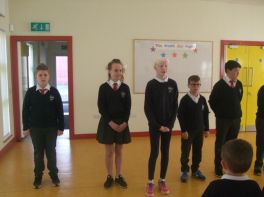 Assembly and Stars of the Week