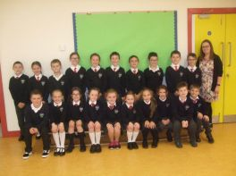 Mrs Fegan's Year 4 and Year 5 Class 2018/19