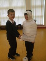 Year 4 and Year 5 Egyptian Topic