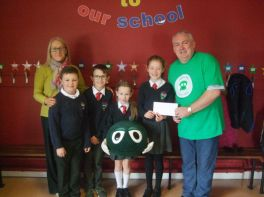 Donation to NSPCC