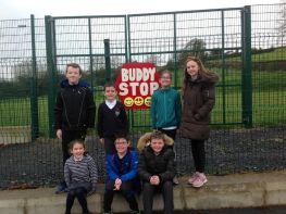 Student Council - 'Buddy Stop'